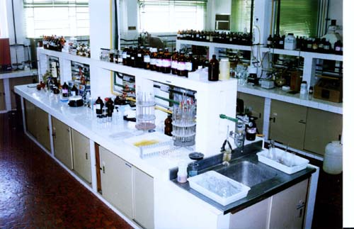 Laboratório de Química Fina - Dequi